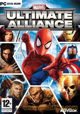Marvel Ultimate Alliance Full PC Game