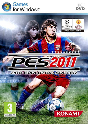Pro Evolution Soccer 2011 Full PC Game