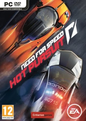 لعبة السيارات الأولى عالميا Need Speed Pursuit 2010 كاملة وشغالة 100% وبتقس