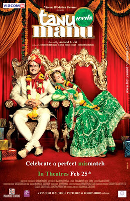 Tanu Weds Manu (2011) Mp3 Songs