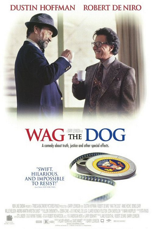 Wag The Dog DVD