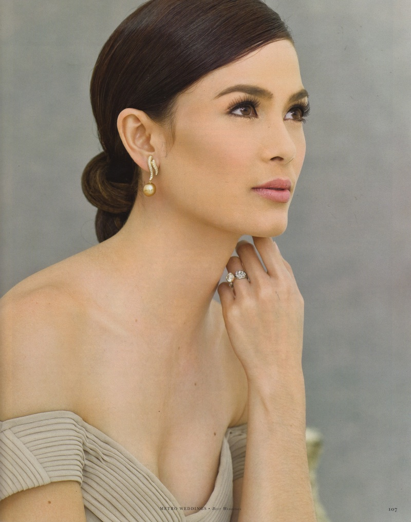 Fashion Media Philippines: Looking Ahead: KRISTINE HERMOSA in Cary ...