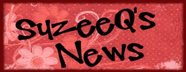 SuzeeQ's News