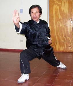 Sifu Efrain Mariscal