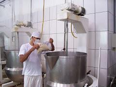 Proceso Fabricación Dulces Mermeladas