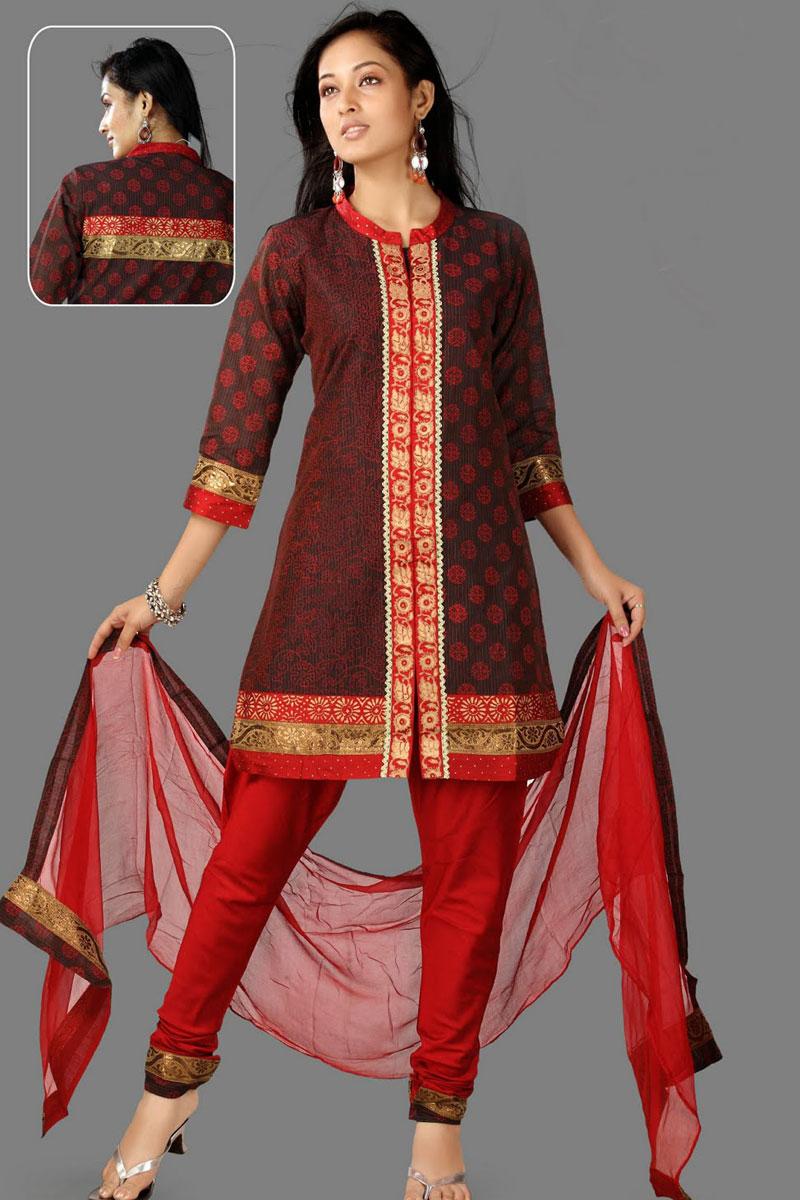 Fenomenal Ladies Night Salwar Kameez Designs