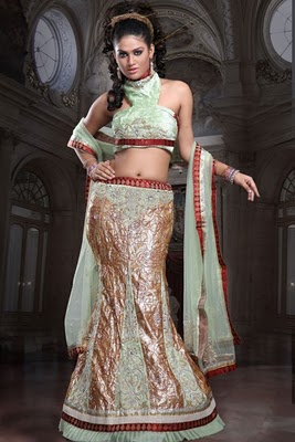 Majestic Lehenga Choli - Fashion India: charming lehenga