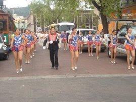 banda juvenil de marcha