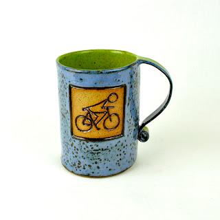Bike Mug Custom Order