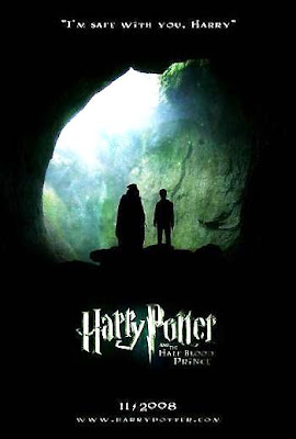 harry potter and half-blood prince movie poster