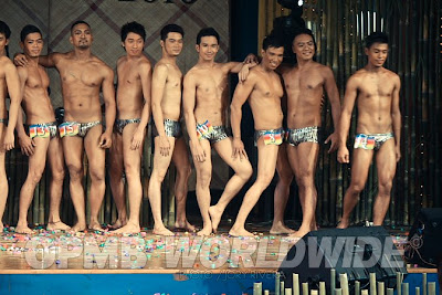 mr. gay world philippines 2010 swimwear competition