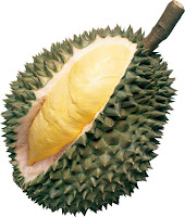durian fruit, king of fruits