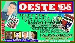 OESTE NEWS - FUNDADO: 28/12/2008