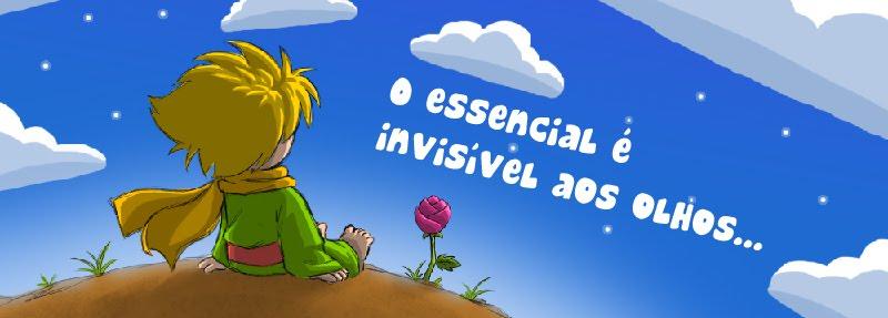 .o essencial é invisível aos olhos.