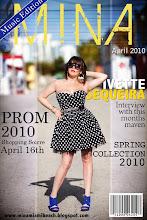 April 2010 Mina Maven, Musician/Artist Ivette Sequeira aka @MissKlept