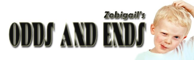 Zobigail's Odds And Ends