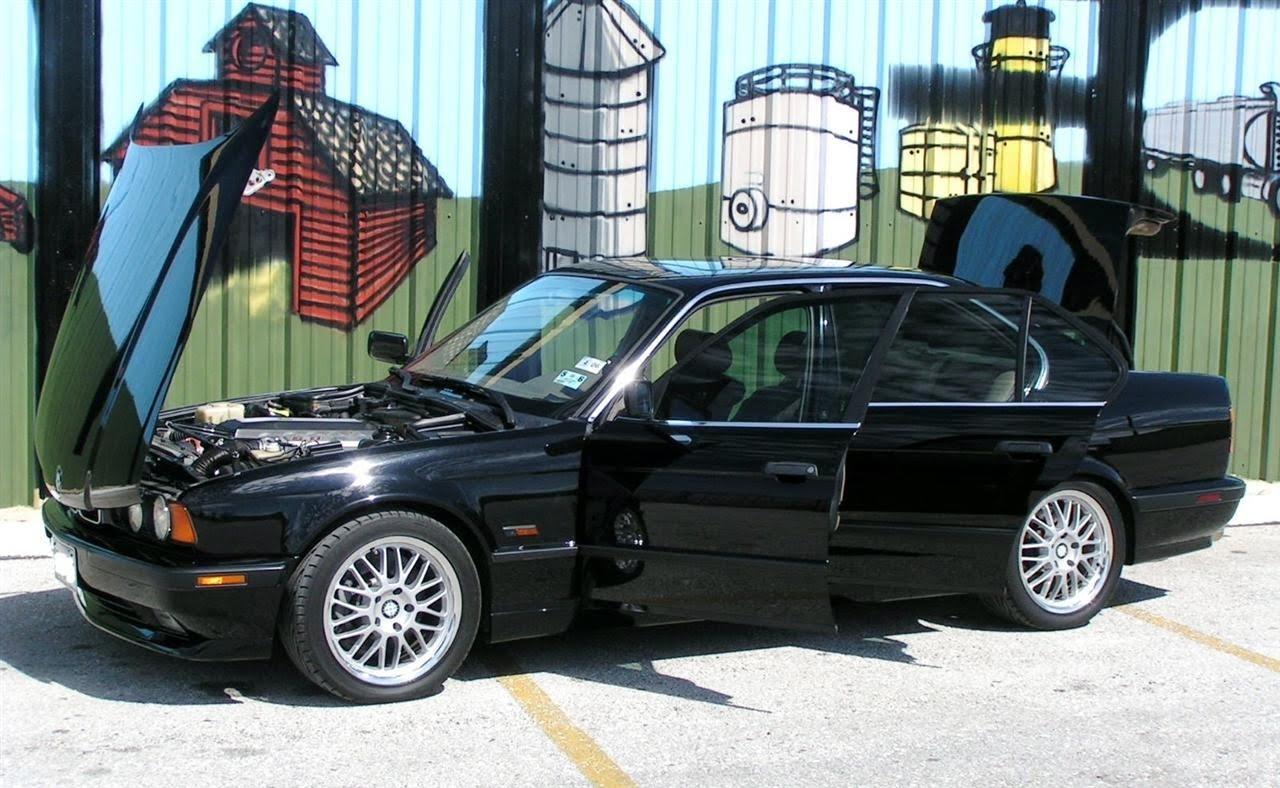 bmw 1995 bmw 530i