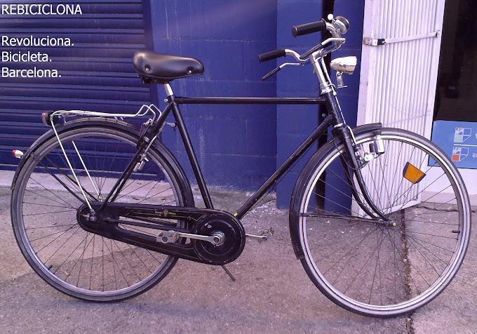 REBICICLONA  Revoluciona  Bicicleta  Barcelona