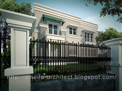 House Design Minimalis Dream
