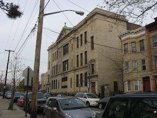 Brooklyn Catholic Blessed Sacrament Euclid Avenue