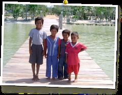 Happy Faces of Belize