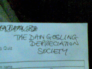 Dan Gosling Depreciation Society