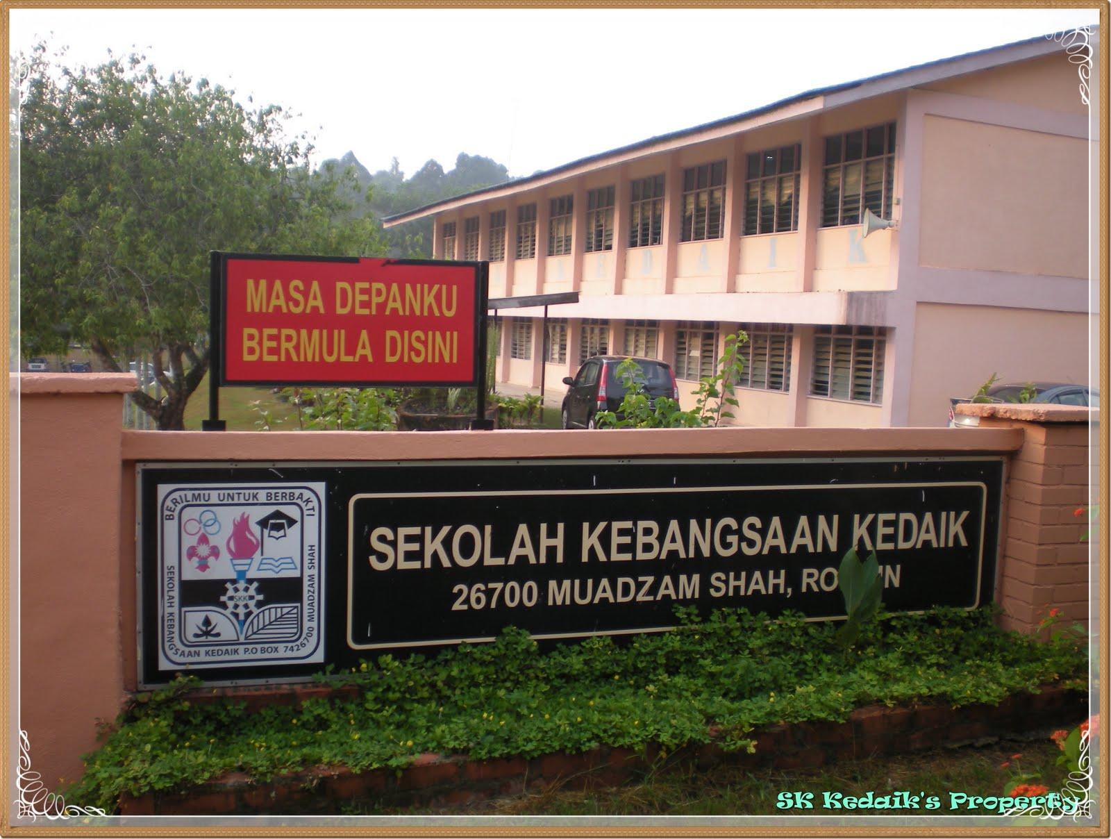 ada tahun 1986 , sekolah ini telah berpindah ke Kawasa n Penempatan ...
