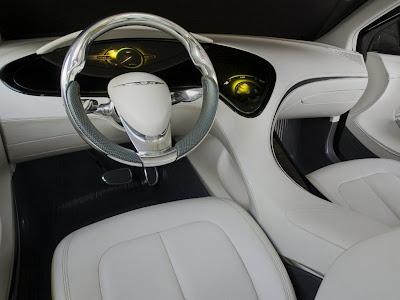 2009 Chrysler 200C EV Concept