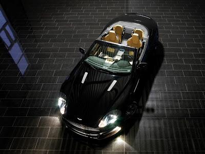 2008 Mansory Aston Martin DB9