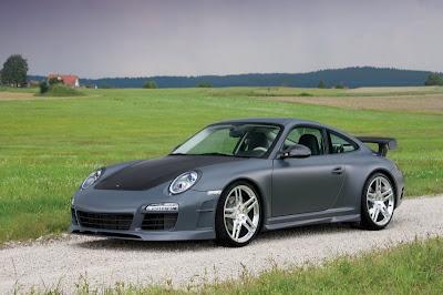 2009 Mansory Porsche 911 Carrera