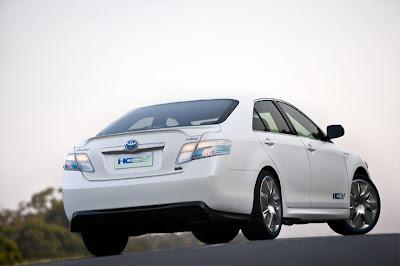 2009 Toyota HC-CV rear
