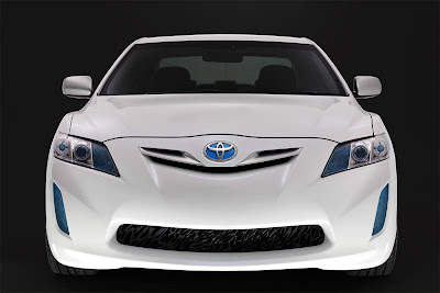2009 Toyota HC-CV front