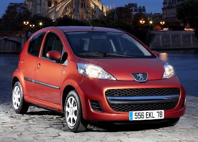 2009 Peugeot 107