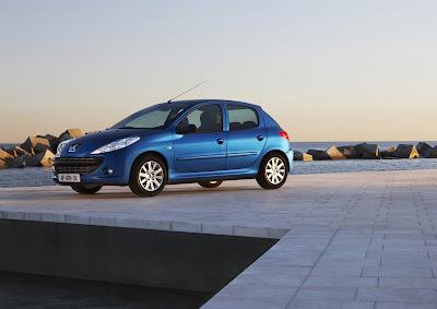 2009 Peugeot 206 Plus