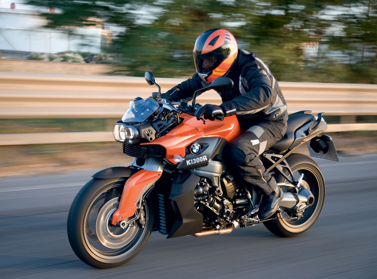 The Best Of Motorcycle 2009 Bmw K1300r