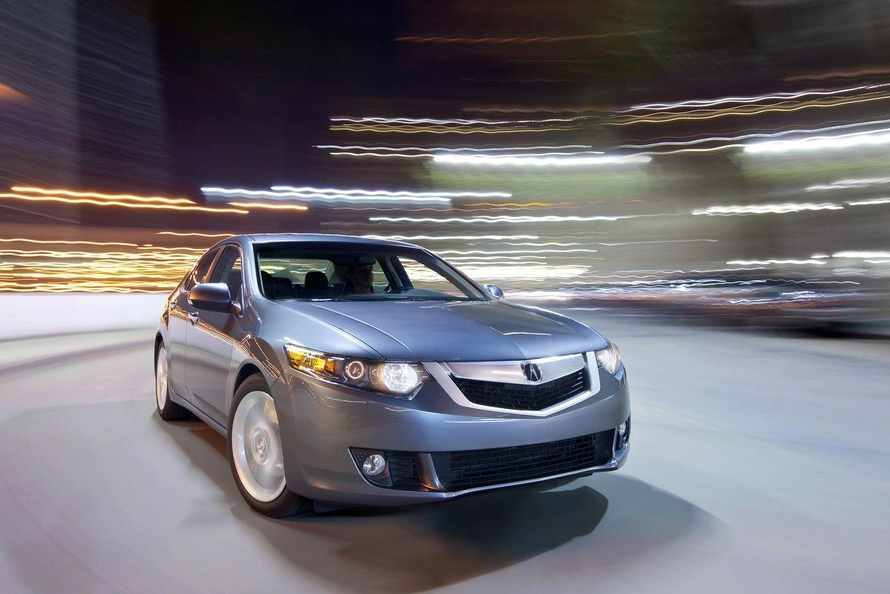 Top Cars: 2010-Acura TSX V6