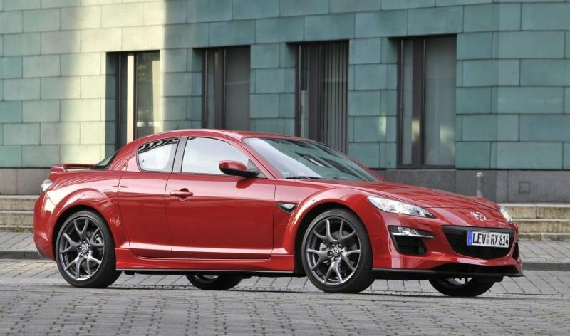 2010 Mazda RX 8