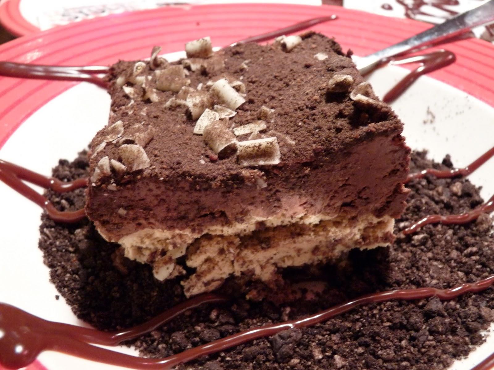 mocha mud pie the mocha mud pie is a little