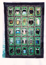 Quilt OWL de Enjoyables by Willoa