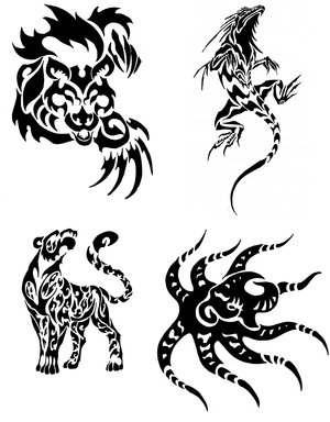 tribal tattoos with meaning