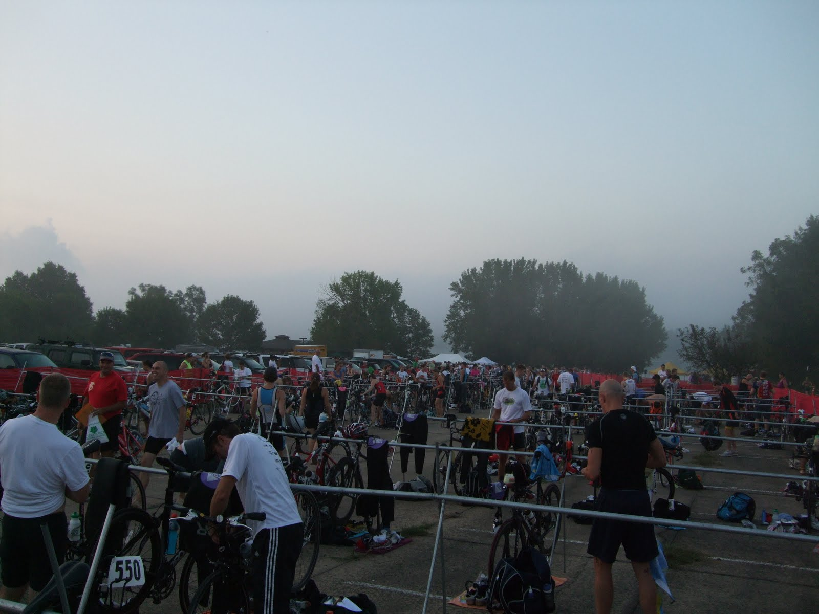 Now I Am Doing Something Pigman Long Course Half Ironman Triathlon Results