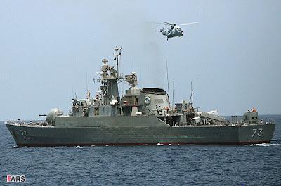 Fuerzas Armadas de la República Islámica de Irán  IRIS%2BSabalan%2B-%2BIran