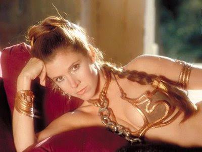 princess leia slave photos. like Princess Leia and The