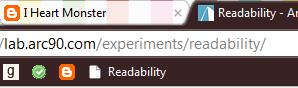 Readability Clip 1