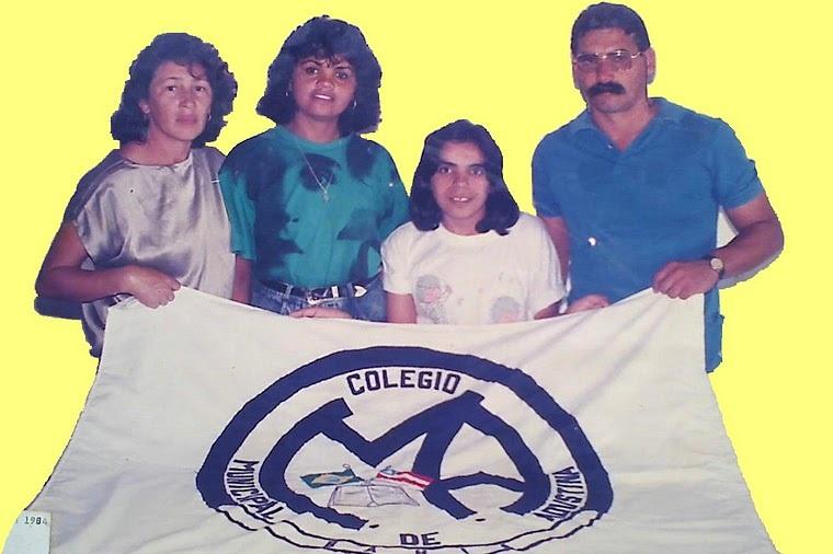 COLEGIO MUNICIPAL DE ADUSTINA - CMA