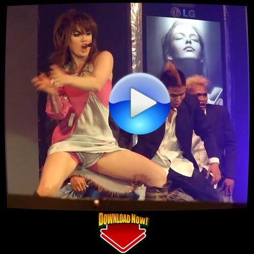 Video Konser Agnes Monica