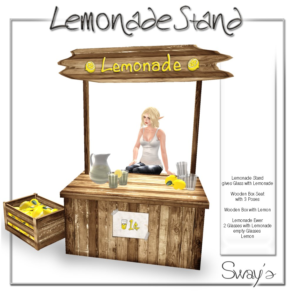 week 3 lemonade stand Strongsville, ohio -- strongsville police are looking for two suspects caught on camera stealing a donation box for alex's lemonade stand from auntie anne's pretzels located inside southpark mall.