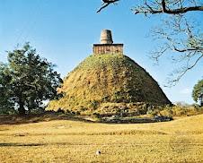 Anuradhapura Sthupa 01
