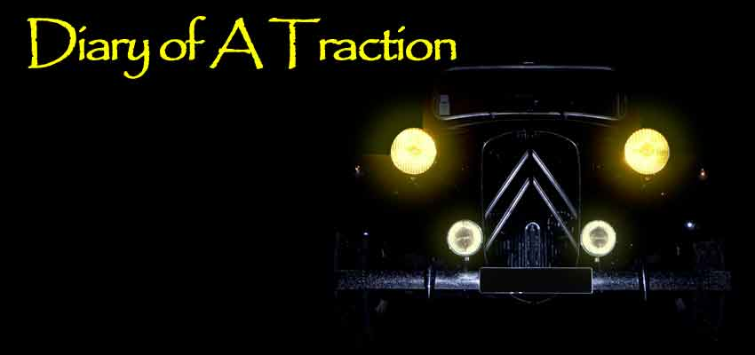 Diary of A Traction