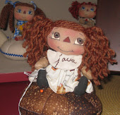 Java Annie Pincushion.$14.95